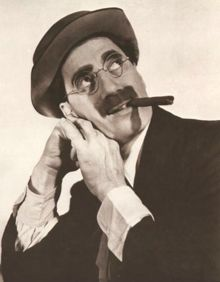 Groucho Marx Quotes, Quotations, Sayings, Remarks and Thoughts