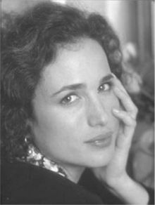 Andie MacDowell Quotes, Quotations, Sayings, Remarks and Thoughts