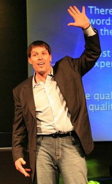 Tony Robbins Quotes, Quotations, Sayings, Remarks and Thoughts