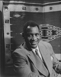 Paul Robeson Quotes, Sayings, Remarks, Thoughts and Speeches