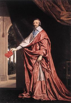 Cardinal Richelieu Quotes, Quotations, Sayings, Remarks and Thoughts