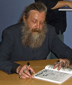 Alan Moore Quotes, Quotations, Sayings, Remarks and Thoughts