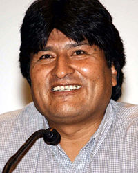 Evo Morales Quotes, Quotations, Sayings, Remarks and Thoughts