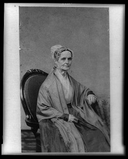 Lucretia Mott Quotes, Quotations, Sayings, Remarks and Thoughts