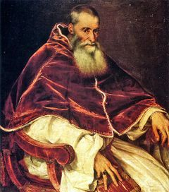 Pope Paul III Quotes, Quotations, Sayings, Remarks and Thoughts