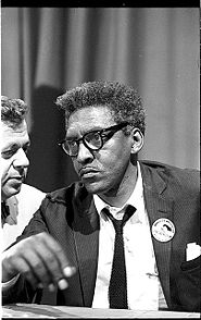 Bayard Rustin Quotes, Quotations, Sayings, Remarks and Thoughts
