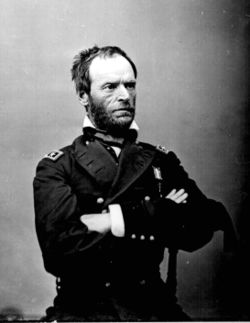 William Tecumseh Sherman Quotes, Quotations, Sayings, Remarks and Thoughts