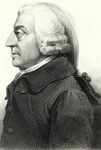 Adam Smith Quotes, Quotations, Sayings, Remarks and Thoughts