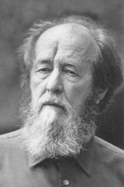 Aleksandr Solzhenitsyn Quotes, Quotations, Sayings, Remarks and Thoughts