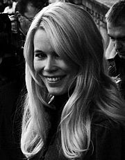 Claudia Schiffer Quotes, Quotations, Sayings, Remarks and Thoughts