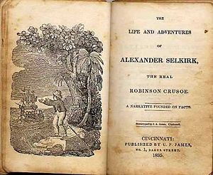 Alexander Selkirk Quotes, Quotations, Sayings, Remarks and Thoughts
