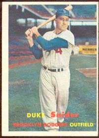 Duke Snider Quotes, Quotations, Sayings, Remarks and Thoughts