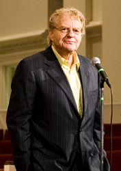 Jerry Springer Quotes, Quotations, Sayings, Remarks and Thoughts
