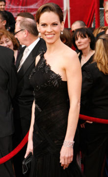 Hilary Swank Quotes, Quotations, Sayings, Remarks and Thoughts