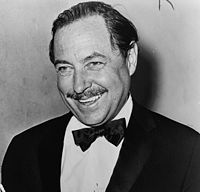 Tennessee Williams Quotes, Quotations, Sayings, Remarks and Thoughts