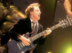 Angus Young Quotes, Quotations, Sayings, Remarks and Thoughts