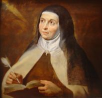Saint Teresa of Avila Quotes, Quotations, Sayings, Remarks and Thoughts