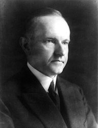 Calvin Coolidge Quotes, Quotations, Sayings, Remarks and Thoughts