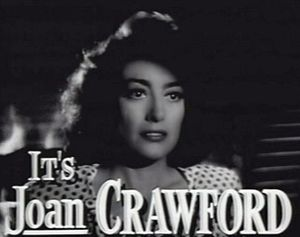 Joan Crawford Quotes, Quotations, Sayings, Remarks and Thoughts