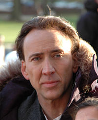 Nicolas Cage Quotes, Quotations, Sayings, Remarks and Thoughts