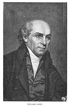 William Carey Quotes, Quotations, Sayings, Remarks and Thoughts