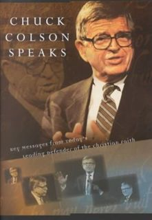 Chuck Colson Quotes, Quotations, Sayings, Remarks and Thoughts