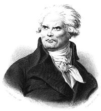 Georges Jacques Danton Quotes, Quotations, Sayings, Remarks and Thoughts