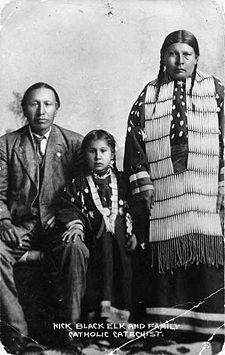 Black Elk Quotes, Quotations, Sayings, Remarks and Thoughts