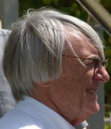 Bernie Ecclestone Quotes, Quotations, Sayings, Remarks and Thoughts