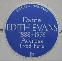 Dame Edith Evans Quotes, Quotations, Sayings, Remarks and Thoughts