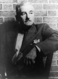 William Faulkner Quotes, Quotations, Sayings, Remarks and Thoughts