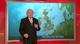Michael Fish Quotes, Quotations, Sayings, Remarks and Thoughts