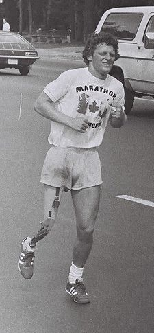 Terry Fox Quotes, Quotations, Sayings, Remarks and Thoughts