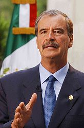 Vincente Fox Quotes, Quotations, Sayings, Remarks and Thoughts