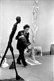Alberto Giacometti Quotes, Quotations, Sayings, Remarks and Thoughts