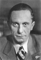 Joseph Goebbels Quotes, Quotations, Sayings, Remarks and Thoughts