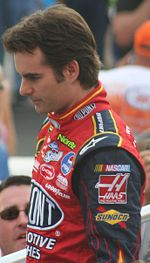 Jeff Gordon Quotes, Quotations, Sayings, Remarks and Thoughts