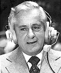 Curt Gowdy Quotes, Quotations, Sayings, Remarks and Thoughts
