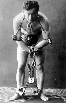 Harry Houdini Quotes, Quotations, Sayings, Remarks and Thoughts