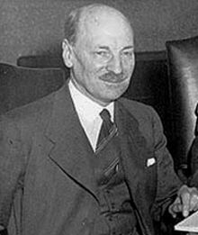 Clement Atlee Quotes, Quotations, Sayings, Remarks and Thoughts
