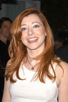 Alyson Hannigan Quotes, Quotations, Sayings, Remarks and Thoughts