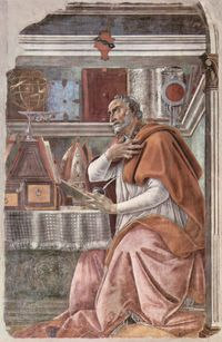 Augustine of Hippo Quotes, Quotations, Sayings, Remarks and Thoughts
