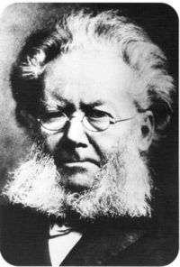 Henrik Ibsen Quotes, Quotations, Sayings, Remarks and Thoughts