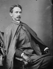 John James Ingalls Quotes, Quotations, Sayings, Remarks and Thoughts