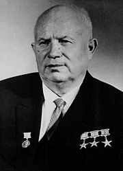 Nikita Khrushchev Quotes, Quotations, Sayings, Remarks and Thoughts