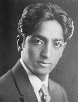 Jiddu Krishnamurti Quotes, Quotations, Sayings, Remarks and Thoughts