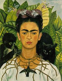 Frida Kahlo Quotes, Quotations, Sayings, Remarks and Thoughts