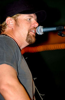 Toby Keith Quotes, Quotations, Sayings, Remarks and Thoughts