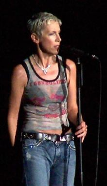 Annie Lennox Quotes, Quotations, Sayings, Remarks and Thoughts
