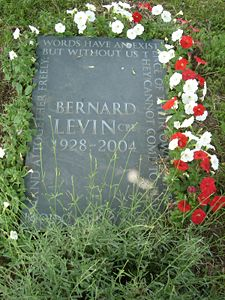 Bernard Levin Quotes, Quotations, Sayings, Remarks and Thoughts